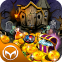 Haunted Halloween Coin Pusher icon