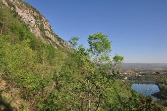 Photo: Montée depuis Saint-Nazaire-en-Royans vers le château de Rochechinard