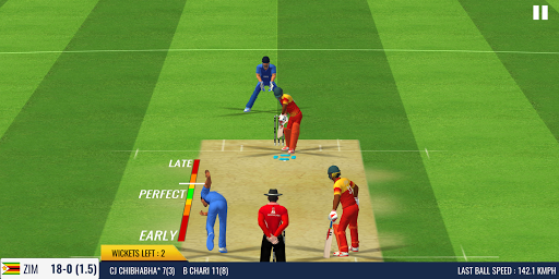 Epic Cricket - Best Cricket Simulator 3D Game apkpoly screenshots 8