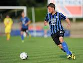 Bruges prête un attaquant en République Tchèque