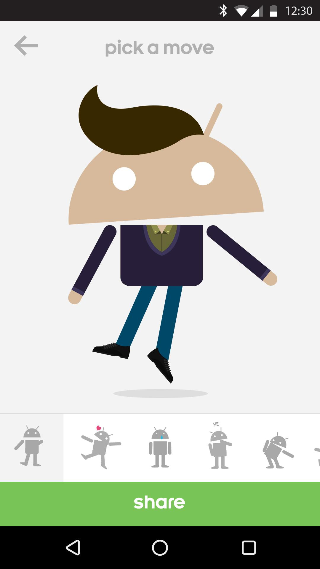 Androidify screenshot #4