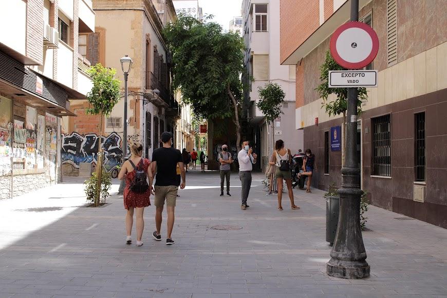 Calle Trajano.