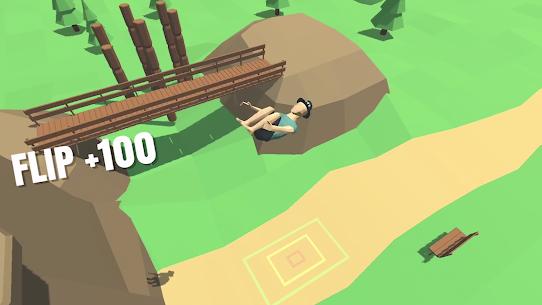 Flip Trickster – Parkour Simulator MOD (Free Shopping) 1