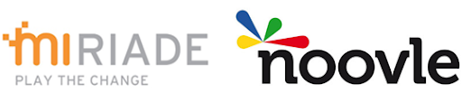 Miriade <br> and Noovle logo
