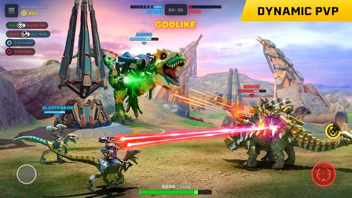 Dino Squad 0.2 screenshots 1