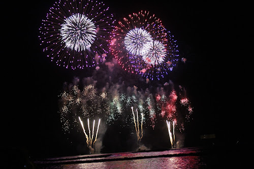 fire works show Waikiki 2013 by Michael Guerrero - Public Holidays Other