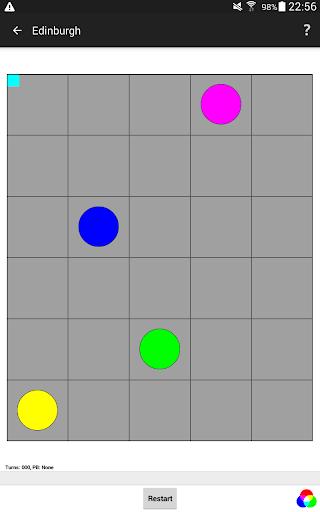 Colorado - Color Puzzle