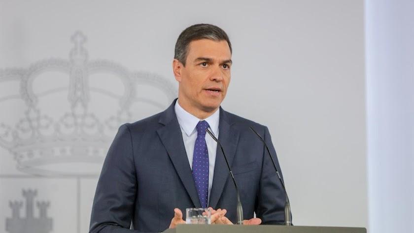 Pedro Sánchez avisa de un posible rebrote.