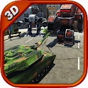 Army Tank Robot War icon