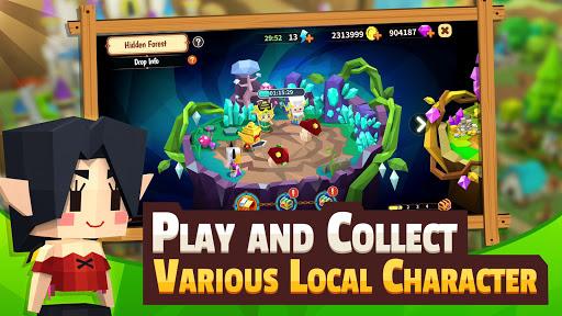 Garena Fantasy Town APK MOD (Astuce) screenshots 3