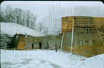 Photo: Dam January 16th, 1956