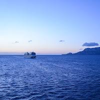 Alba sul mare di