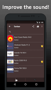 Radio Online South Africa - náhled
