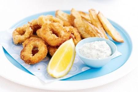 Seafood recipes screenshot 7
