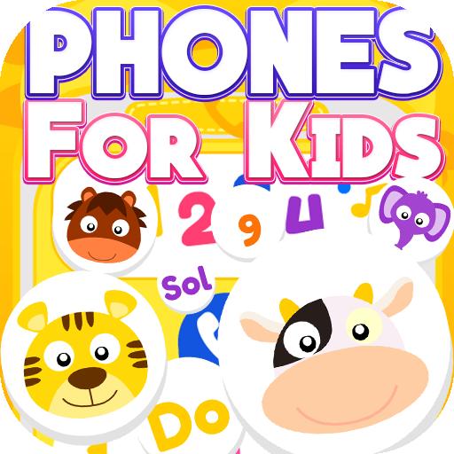 子供のための電話番号 遊戲 App LOGO-硬是要APP