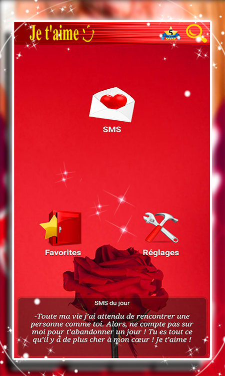 Sms Amour Pour Elle Android Aplicaciones Appagg