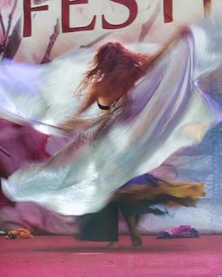dancing with veils di marianna de mita