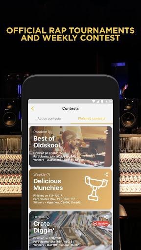 rap to beats app