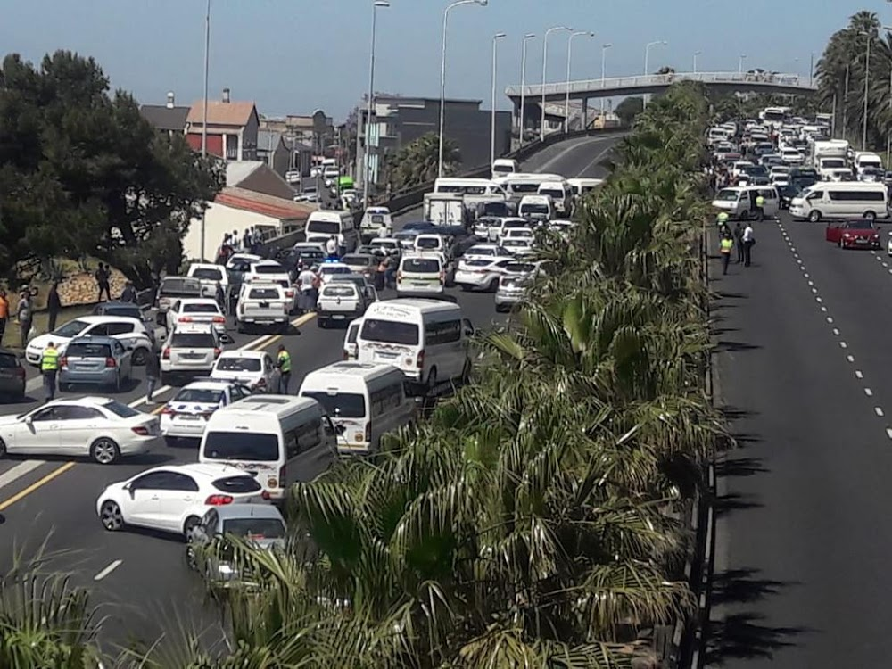 Residents wary of more taxi strikes as city of Cape Town impounds 132 taxis - SowetanLIVE