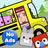 Preschool Bus: Toddler Games Free for 2 Year Olds 2.51