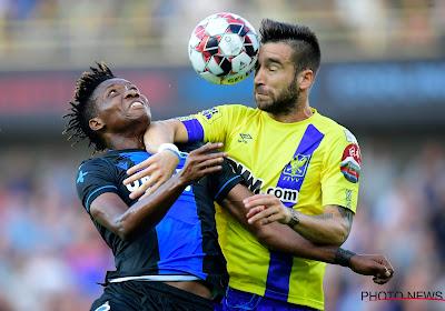 📷 Supporters Club Brugge prikken terug naar Vincent Kompany met grappig spandoek
