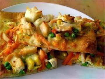 Best Pizza Recipe With Leftovers Vegetables