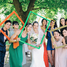 Fotografo di matrimoni Tommaso Guermandi (tommasoguermand). Foto del 04.05.2016