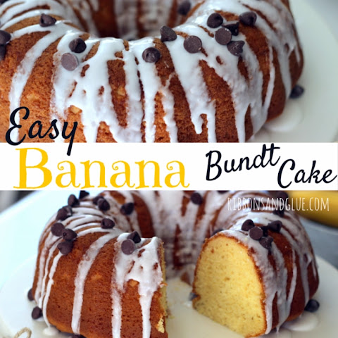 banana bundt cake 10 best banana bundt cake with cake mix recipes yummly 1474