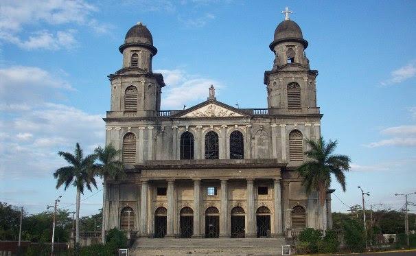 Antiga Catedral de Manágua