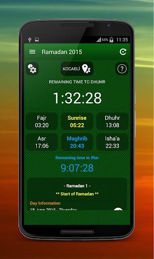 Prayer Times Germany screenshot 8