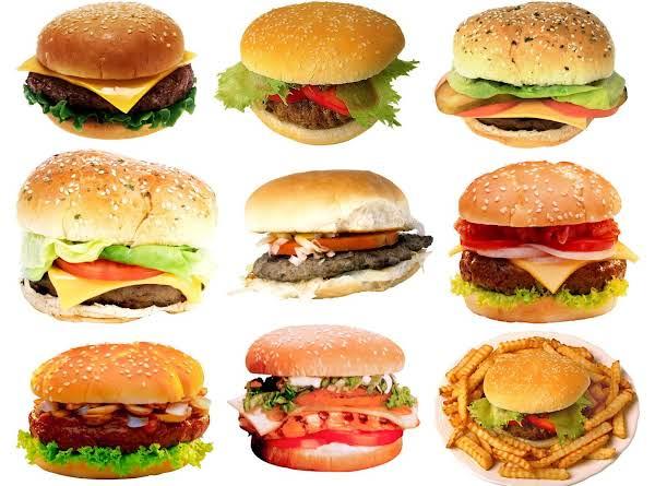 Juicy Hamburgers