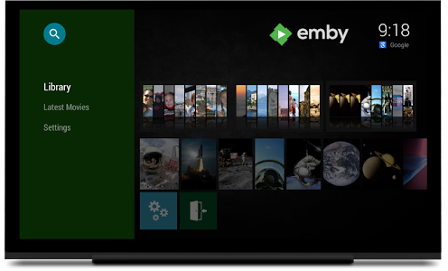 Emby for Android TV 1.6.00g (Unlocked) (mips)