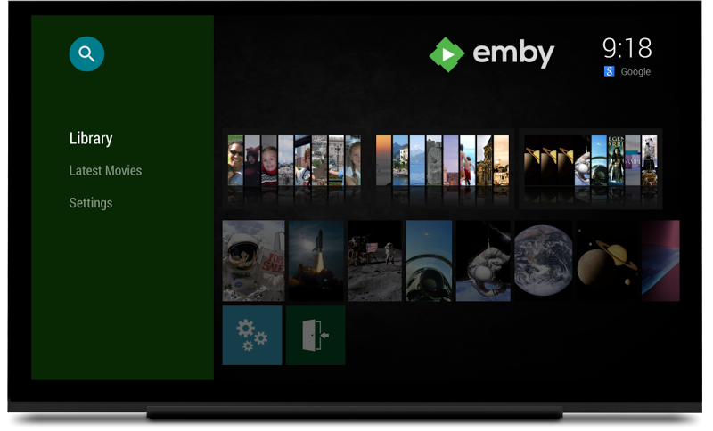 Emby for Android TV v3.0.45 [Unlocked]