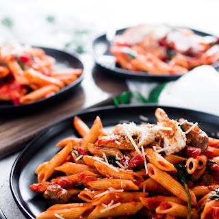 Penne Rosa – Noodles & Company Copycat.