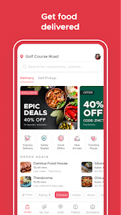 Zomato – Restaurant Finder and Food Delivery App Mod 15.2.6 Apk [Unlocked] 5