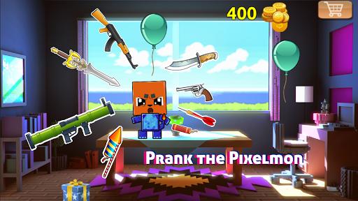 Kick the Monster - Pixelmon edition 1.2 screenshots 1