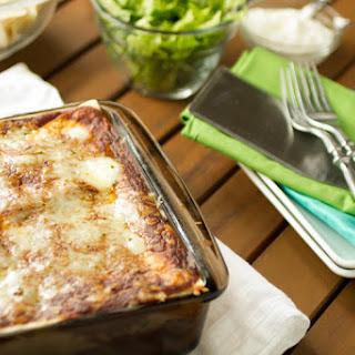 Burrito Casserole, AKA Mexican Lasagna