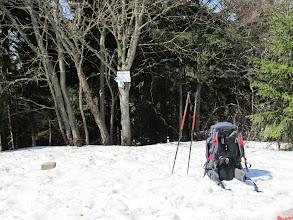Photo: 17.Uff - Wielka Rycerzowa (1226 m). Można odpocząć.