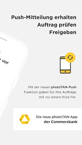 Commerzbank photoTAN  screenshots 2