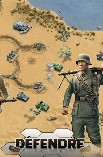 1943 Deadly Desert  captures d'écran 2