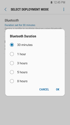 Samsung Knox Deployment  screenshots 3