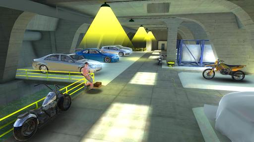 Benz S600 Drift Simulator 1.2 screenshots 2