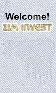 ZimInvest - náhled