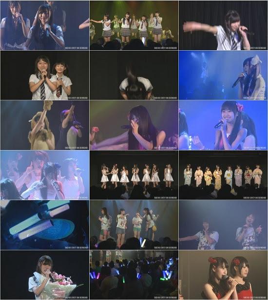 (LIVE)(720p) SKE48 研究生「青春ガールズ」公演 野々垣美希 生誕祭 Live 720p 171010