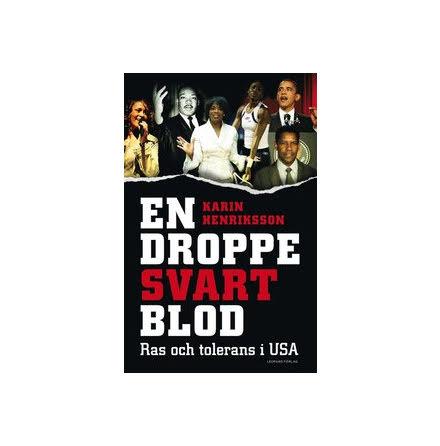 En droppe svart blod E-bok