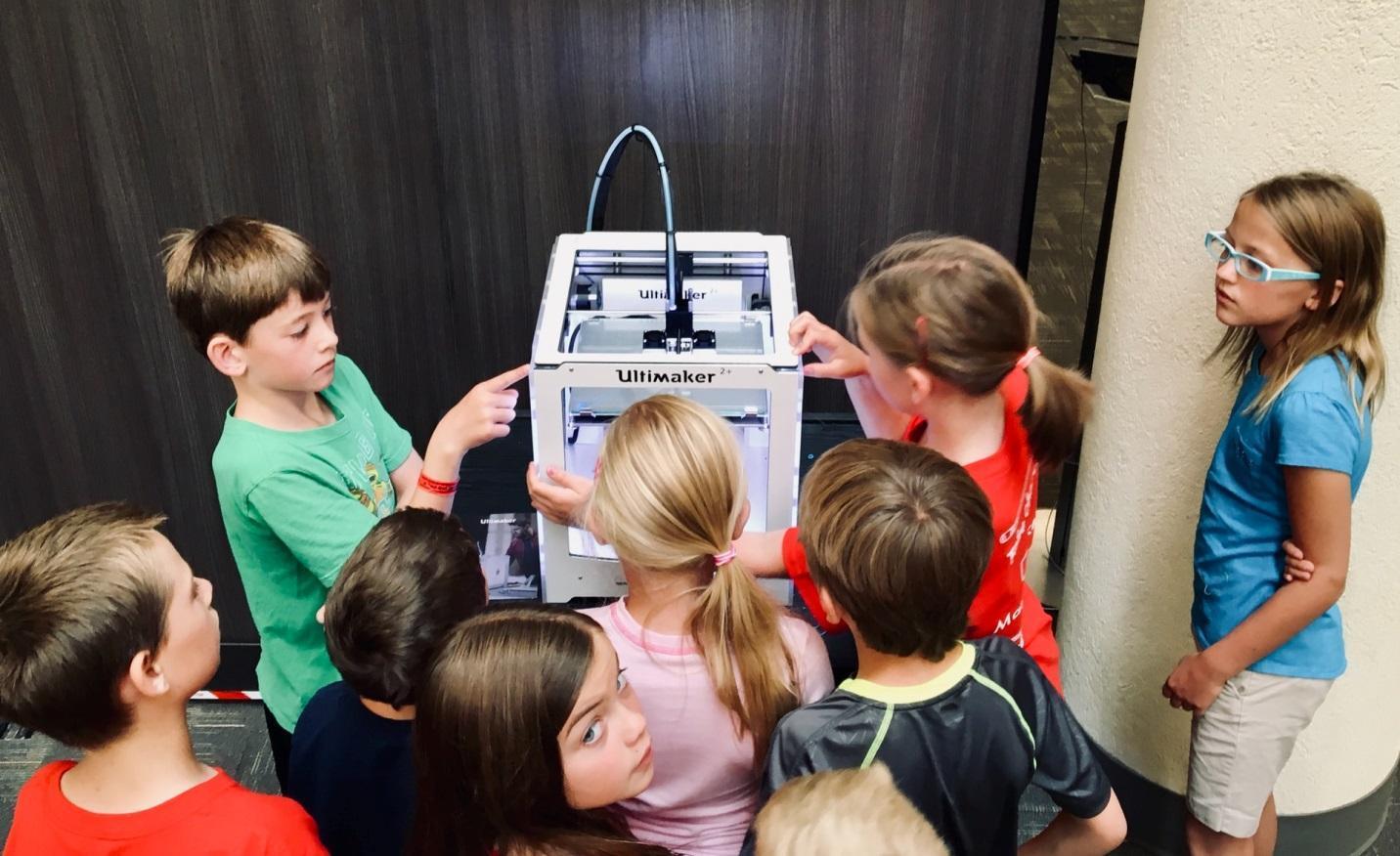 3d printing in STEM