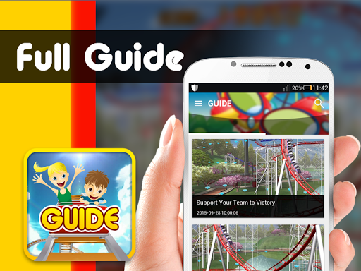 Guide for RollerCoaster Tycoon