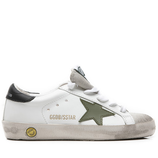 Primary image of Golden Goose Deluxe Brand Superstar Lace Up Trainer