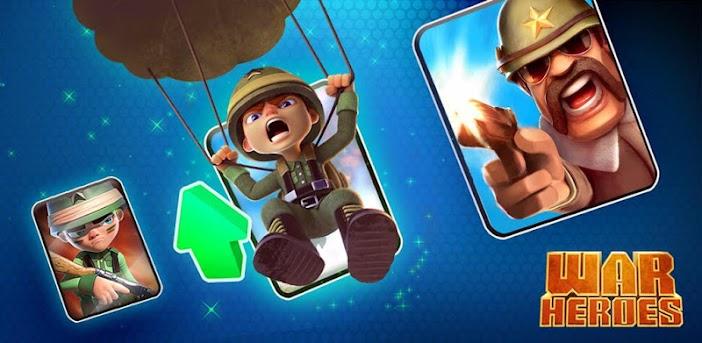 War Heroes: Multiplayer Krieg Spiel Kostenlos