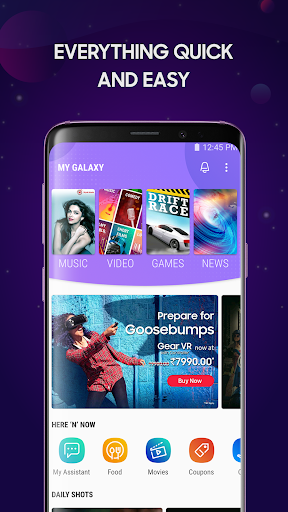 Download My Galaxy Apk Latest Version » Apps and Games on Android